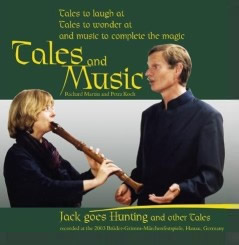 CD-Audio: 'Jack goes Hunting and other Tales'